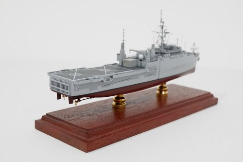 "In Stock Sale Item - 12"" Raleigh-class amphibious transport dock"